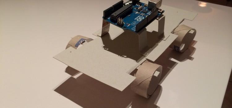 FabLab – Making: Prototype 1